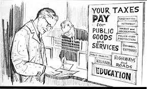 Taxes photograph